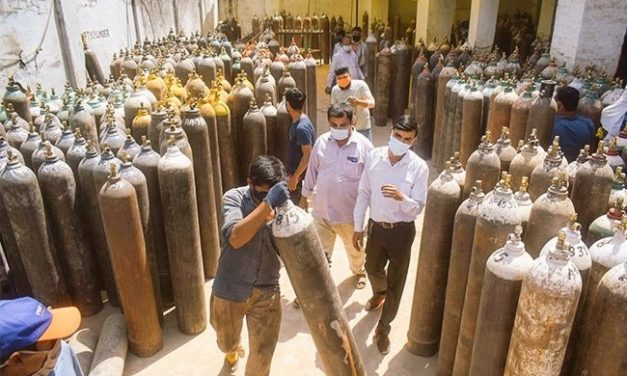 Centre Issues orders: States cannot hold up oxygen supplies of other states