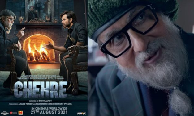 Chehre is a Thriller That Falls Flat, Even Amitabh Bachchan and Emraan Hashmi Can't Rescue the Film