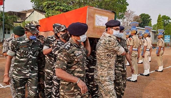 Chhattisgarh Maoist Attack: 22 brave soldiers killed, 30 injured