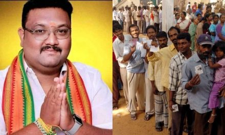 BJP Candidate D Karthik With 5 Members in Family Mocked After Getting Only 1 Vote