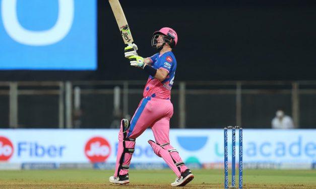 DC VS RR: Chris Morris justifies his worth as he helps RR register 3-wicket win