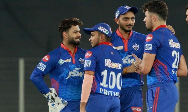 DC VS KKR: Delhi Capitals thrashes Kolkata thanks to Prithvi Shaw's frenzied 82-run knock