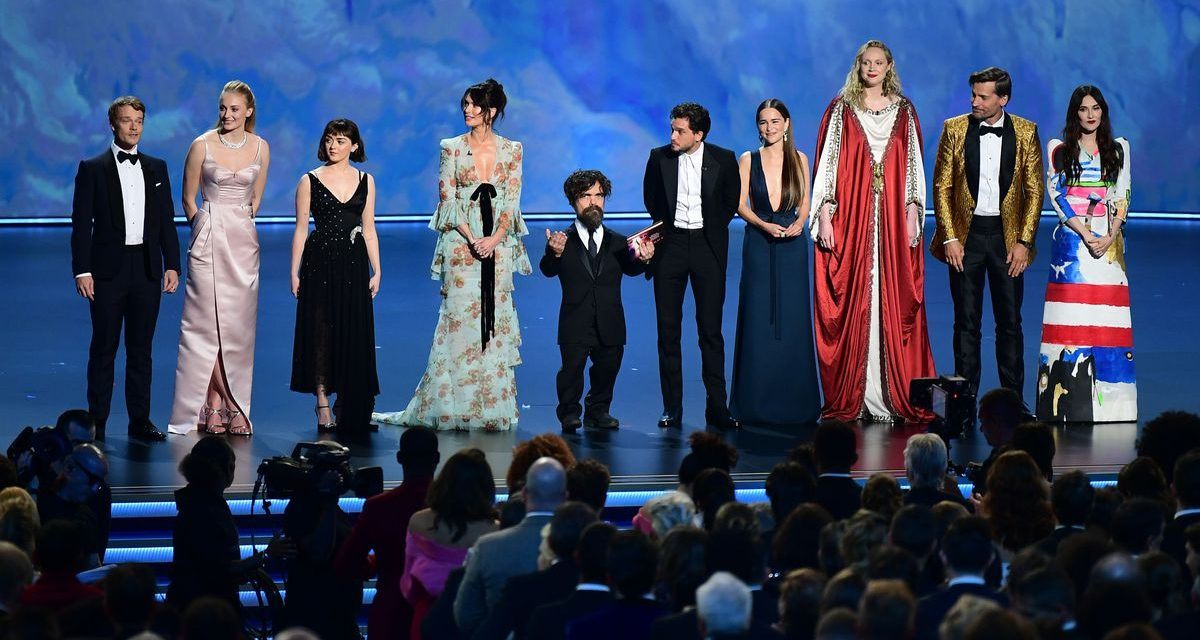 List of Winners of 71st Emmy Awards 2019. Game of Thrones is still on Top.