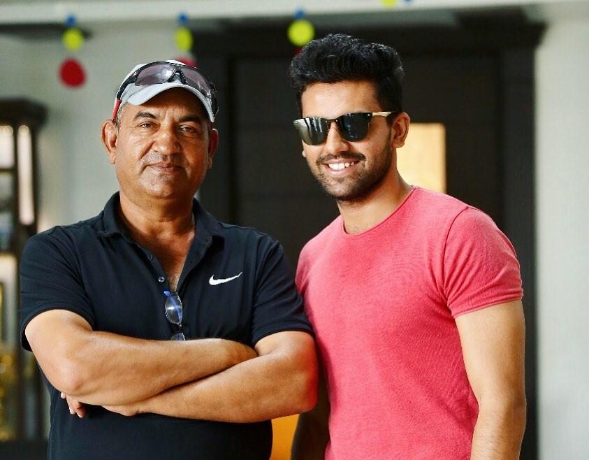 Deepak-Chahar-Father