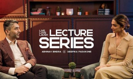 Deepika Padukone's New Project on Mental Health 'Lecture Series 2021', also Featuring Olympian Abhinav Bindra
