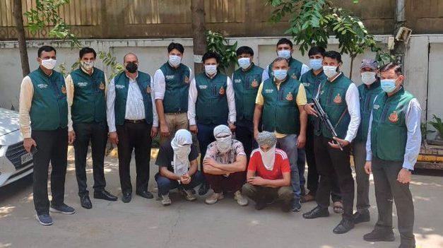 Delhi Police Seizes 350 kg of Heroin Worth Rs 2,500 crores; Links to Kashmir-Afghanistan