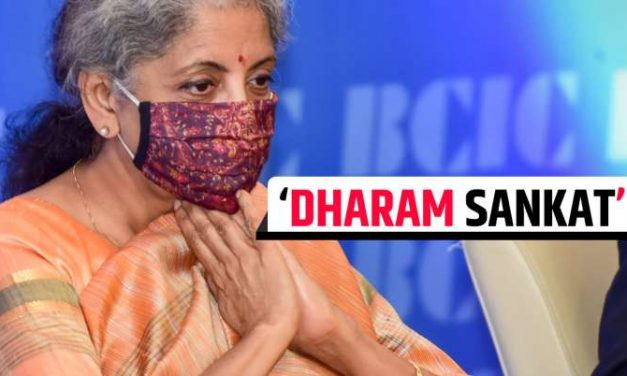 Reducing the price of Fuel is a 'Dharam Sankat' – FM