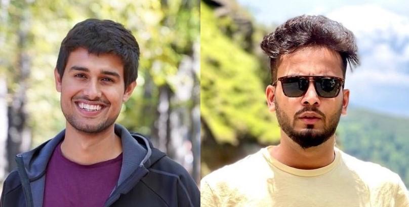 Dhruv Rathee VS Elvish Yadav – India's Favourite YouTubers' Amid Twitter Row