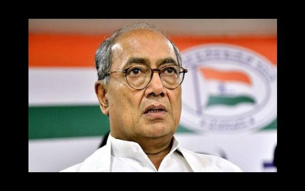 Digvijaya Singh's reaction on Dipcovan, points at DRDO that 'they should concentrate on research related to defence'