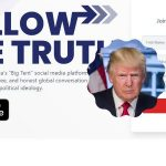 Donald Trump Trying to Regain Social Media Presence by Launching 'Truth Social'