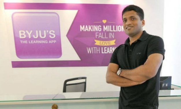 EdTech unicorn Byju's now second highest-valued Indian startup; Raises $460 million in Series F round