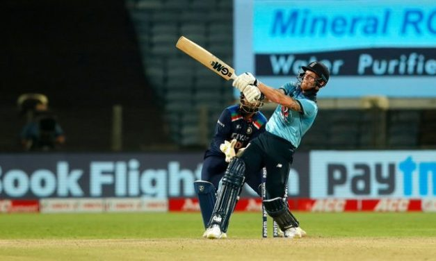 India VS England: England crushes India by 6 wickets; levels 3-match series 1-1