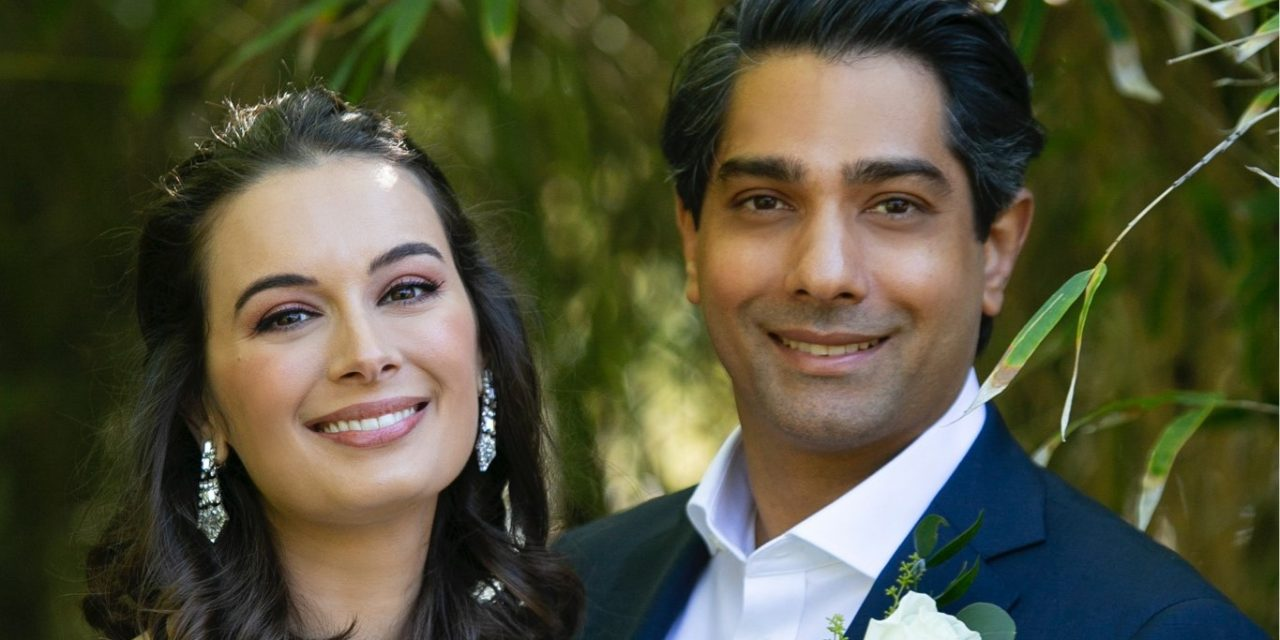 Evelyn Sharma ties the knot with Tushaan Bhindi, actress share pictures on social media