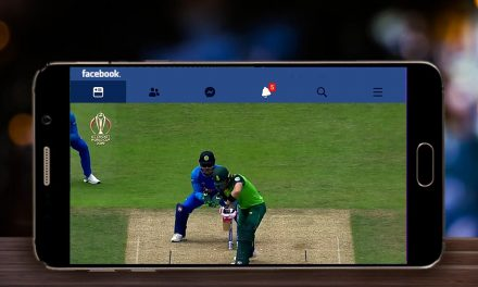 You Can Now Watch Cricket Match On Facebook. Thanks To ICC-Facebook Partnership.