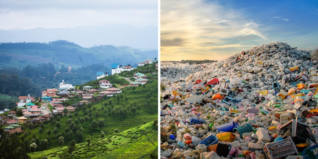 Ban on Single-Use-Plastic in Ooty to Save Hill Station From Plastic Pollution. Thanks to Ooty Residents.