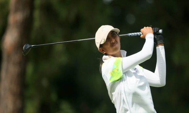 Golfer Aditi Ashok Misses Olympic Medal by a Whisker, Inspires a Generation of Golfers