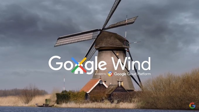 Google-Wind