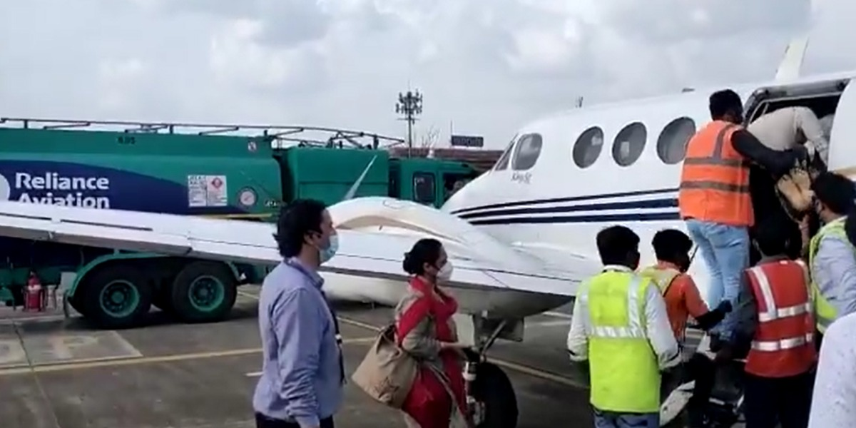 Green Fungus Scare: 34-year-old Indore Patient Airlifted to Mumbai; Possibly 1st Such Case