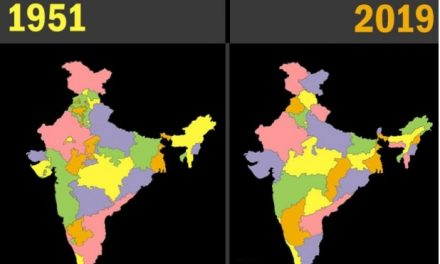 This is why 1st November is a Golden Day in Indian Mapping History.