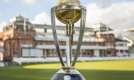 Who is to be blamed for 2019 world cup being held in England & Wales? No, It's not ICC.
