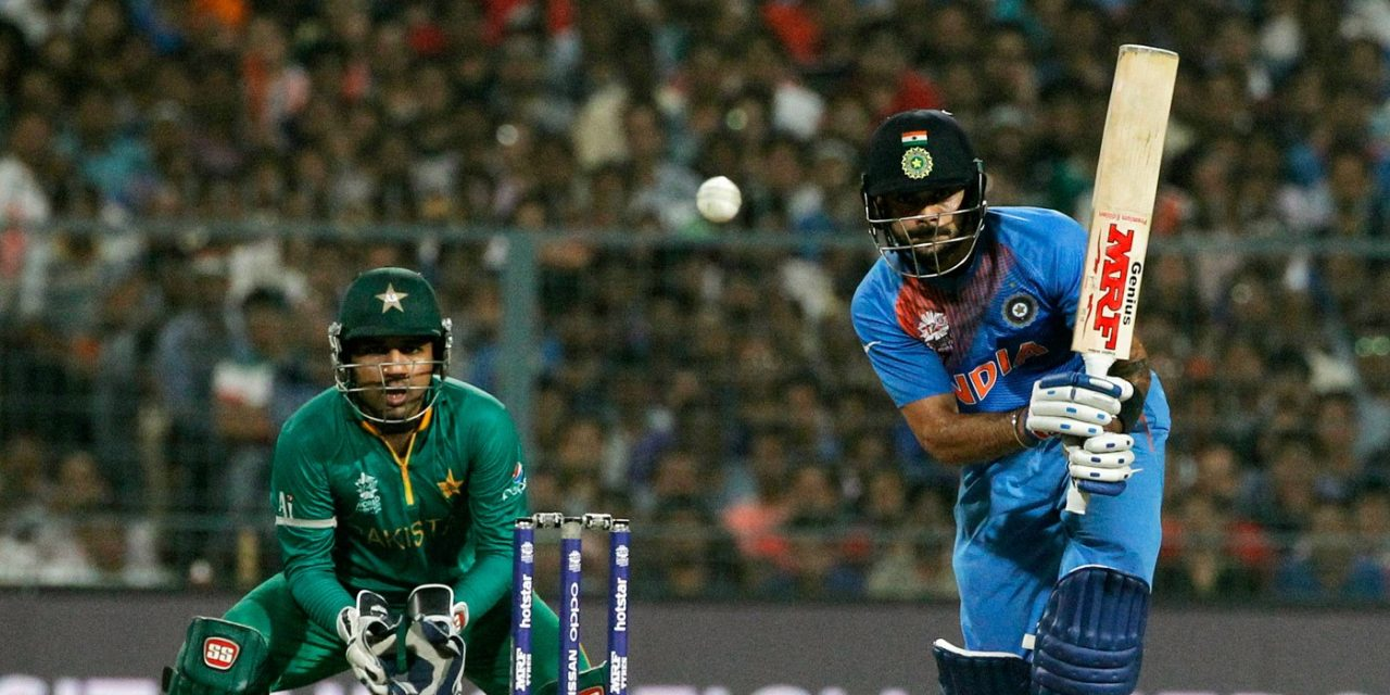 ICC T20 World Cup 2021: India to Lock Horns with Arch Rival Pakistan in Group Stage