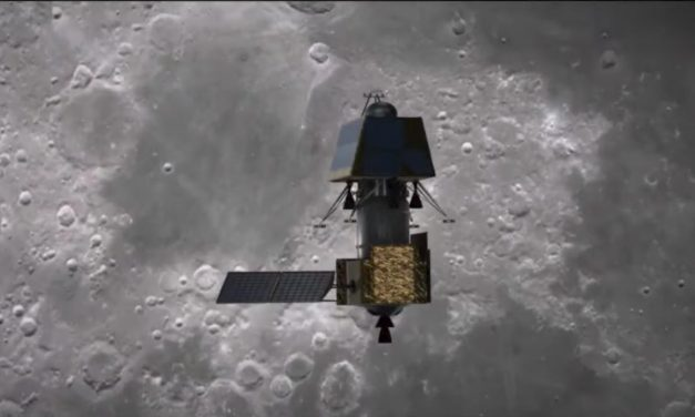 Chandrayaan-2 successfully entered Lunar Orbit. 1-step closer to the soft landing mission.