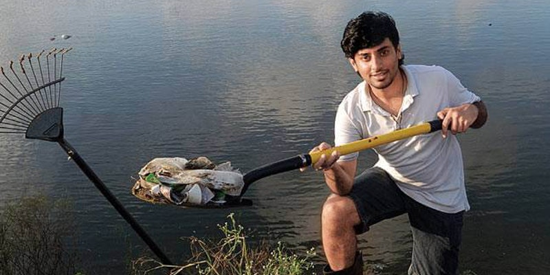 This guy left his job at Google and cleaned 93 lakes across the nation.
