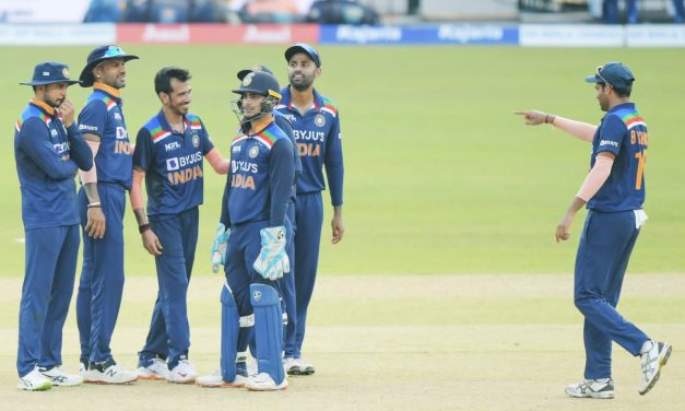 Ind VS SL 2nd ODI: Chahar and Bhuvi Pull India out of Jaws of Defeat, Seals Series at 2-0
