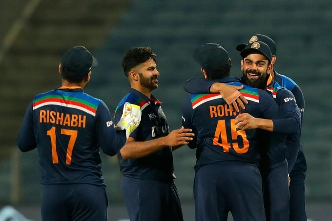 Ind VS Eng decider: India clinches series 2-1, Defeats England by 7 runs in a nail-biting game