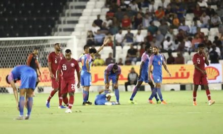 Indian Football team gives tough competition to Asian Champion, makes space in 2022 FIFA