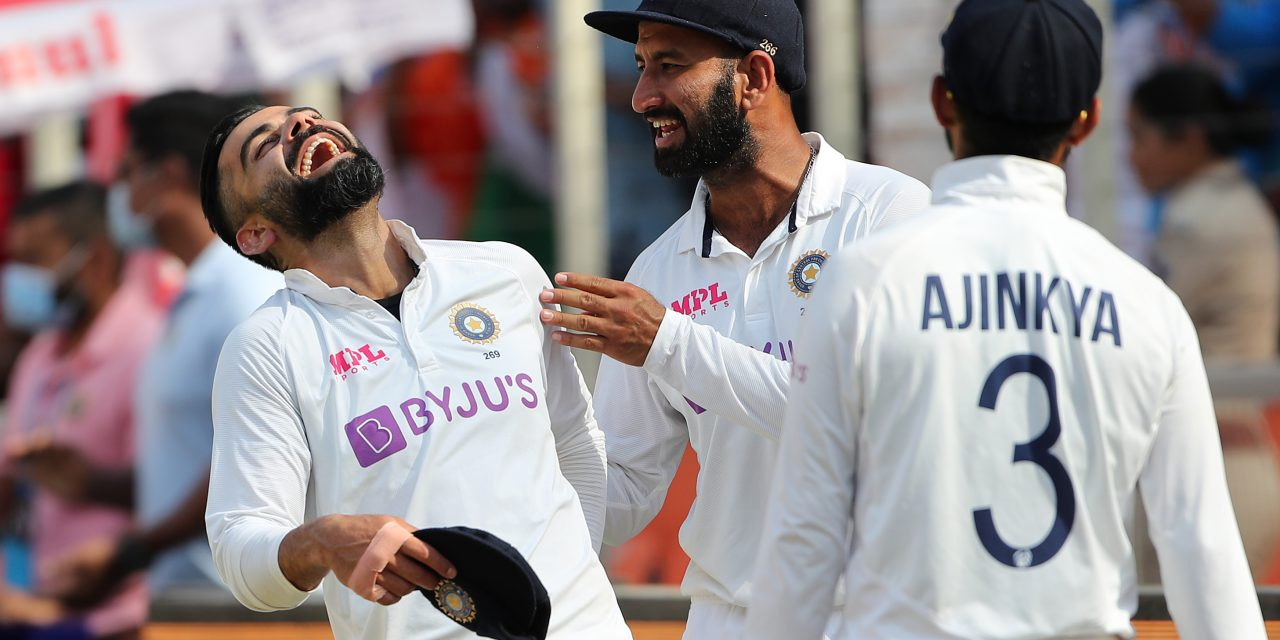 India qualifies for ICC WTC final; Clinches series against England with 3-1 margin