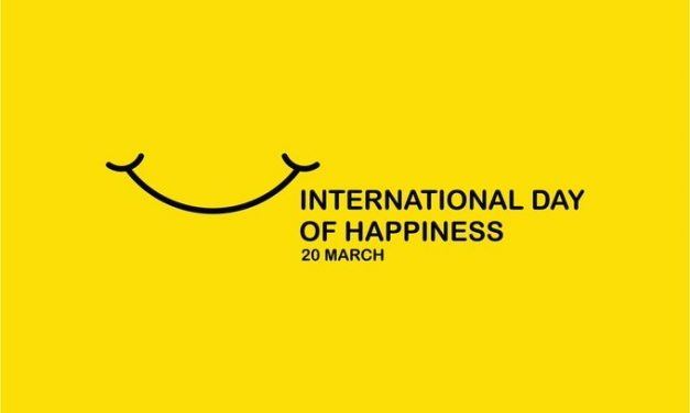 On this weekend celebrate International Day of Happiness 2021