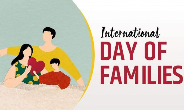 Ways You Can Celebrate International Day of Families 2021 with Your Family during Pandemic