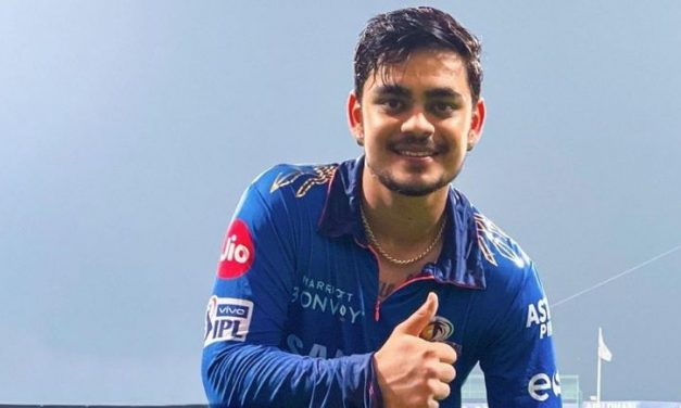 Ishan Kishan's Fastest Fifty of IPL 2021 Helps MI Get Consolation Victory Against SRH
