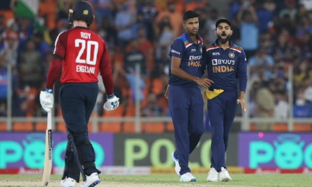 England beats India by 8-wickets in 1st T20, takes revenge for the Test series defeat