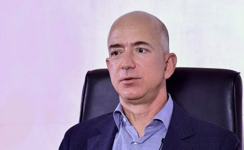 Amazon Founder Jeff Bezos will fly to space in July