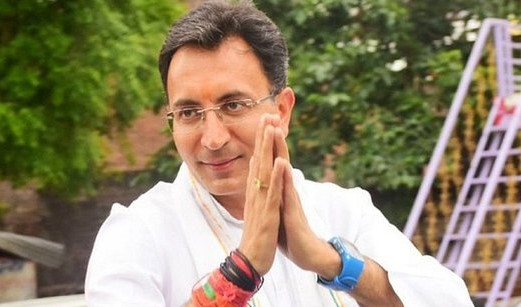 """""""BJP is the only real political party"""": Jitin Prasada leaves Congress for BJP"""