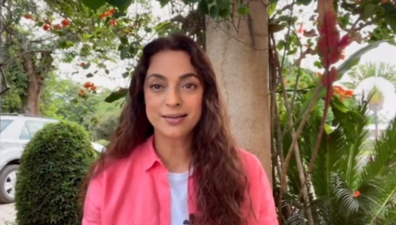 """Juhi Chawla Opens About 5G Plea in a 14m Video – """"Will let you decide if it was publicity stunt"""""""