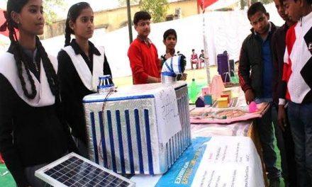16-Year-Old Jhansi Girl Creates Eco-Friendly AC Price Below Rs. 2000