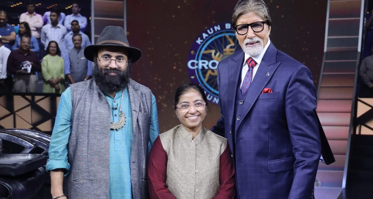 Sunitha Krishnan; Rescuer of 20,000 Woman Comes to KBC. Read Her Astonishing Story.