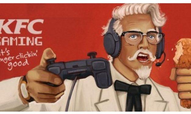 KFC Launches Gaming Console KFConsole; Winner Winner Chicken Dinner