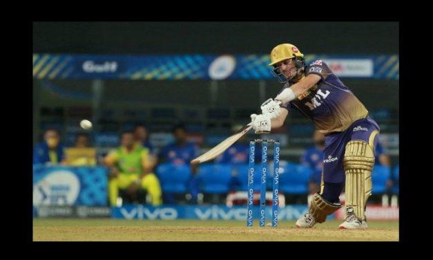 KKR VS CSK: Deepak Chahar's 4-wicket spell trumps Pat Cummins, Andre Russell