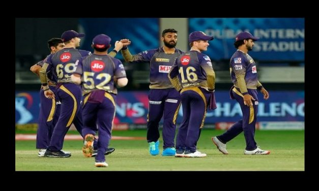 IPL 2021 KKR VS SRH: Nitish Rana & Rahul Tripathi aids KKR to register 10-run win over SRH