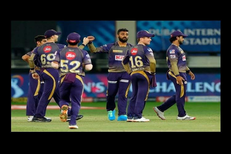 IPL 2021 KKR VS SRH: Nitish Rana & Rahul Tripathi aids KKR to register 10-run win over SRH