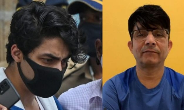 """""""Celebrity kids are planning to leave India"""" Kamal R Khan Weighs in on Aryan Khan Drug Case"""