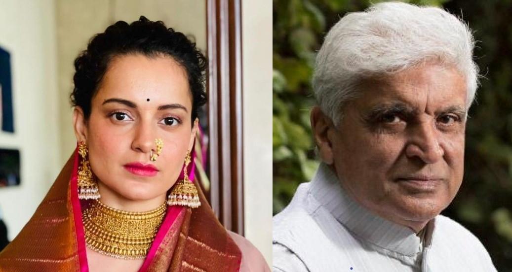 Kangana Ranaut Moves Bombay HC in the Javed Akhtar Defamation Case