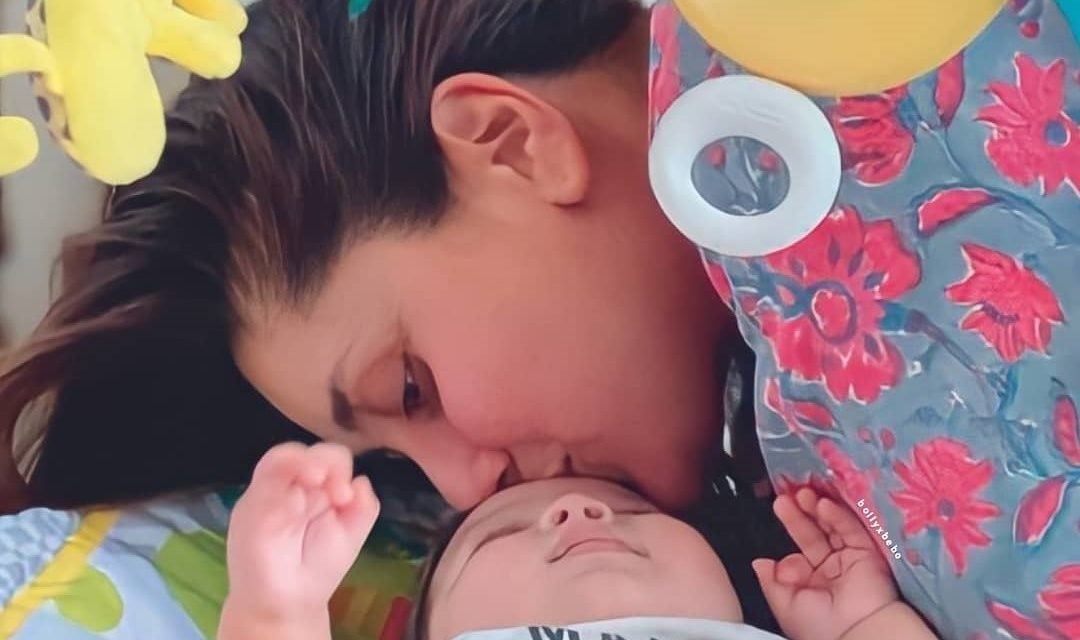 Viral! Kareena Kapoor's Son Jeh's Photo Circulate Online, Netizens Can't Hold Back Their Love