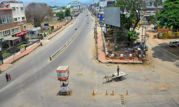 Karnataka to impose 2-week lockdown from 10th May 6 a.m. till 25th May 6 a.m.