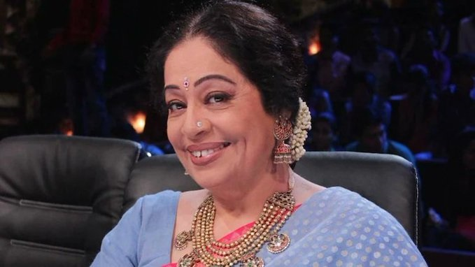 Actor-politician Kirron Kher confirmed to be diagnosed with blood cancer