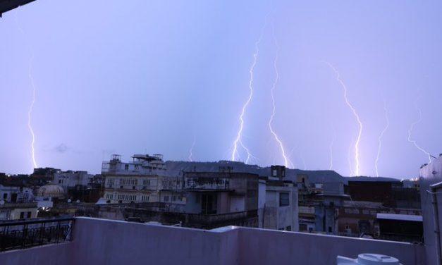 Lightning Strike News: Heavy Lightning Kills 41 in UP, 19 in Rajasthan, 7 in MP